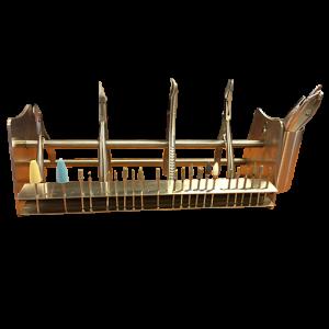 Instrumenten Organizer RVS Podonizer