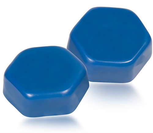 Hars Blokjes Azul 1 kilo Verpakking