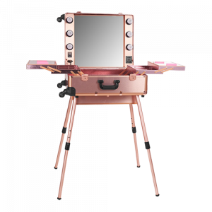 Visagiekoffers & Make up Stations