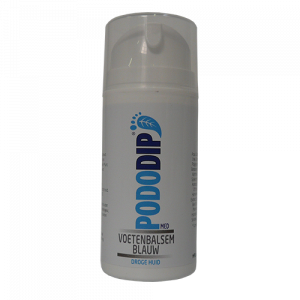 PodoDip Voetenbalsem Blauw 100 ml