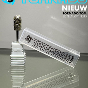 PodoMonium Twist Tornado Waterfrees 7 mm Type Tom