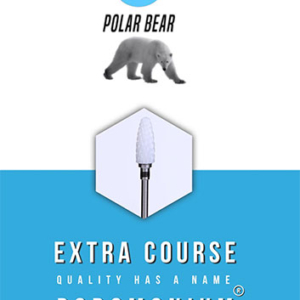 Podomonium Keramische Frees Polar Bear Extra Course