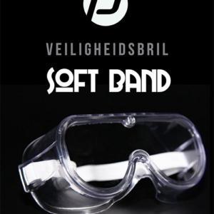 Bescherm Veiligheids Bril met Softband