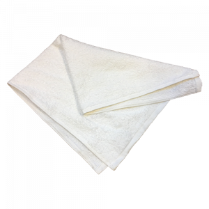 Gastendoekjes Badstof Wit 30x50 cm