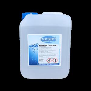Medisept® Alcohol 70% 5 liter