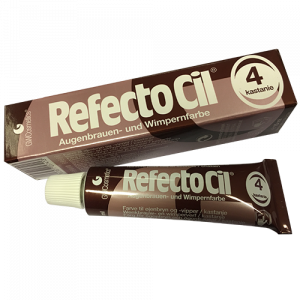 Refectocil Wimperverf Nr. 4 Kastanje