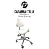 Tabouret Caramba Italia Wit Model 2019