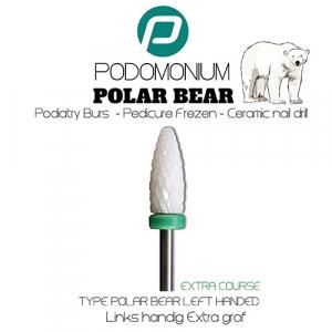 Keramische Frees Grof ( Polar Bear ) voor Linkshandig Gebruik