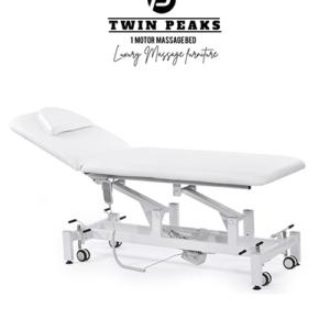 Massagetafel Twin Peaks Wit