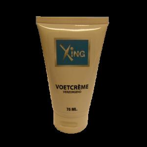Xing Voetcreme Blauw 75 ml Tube