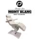 Behandelstoel Mont Blanc 4 motorig
