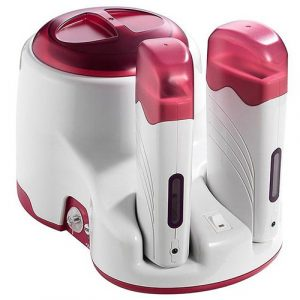 Combi Blikverwarmer 800 ml + Duo Harsapparaat - Kit Combinato Executive