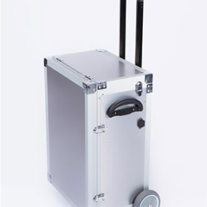 PodoMobile Maxi Pedicure Trolley Brush Silver