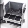 Luxe Ambulante Pedicure Koffer met Professionele Wielen en Wandcontactdoos