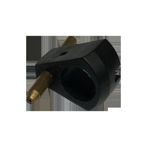 Spray Nozzle voor Handstuk Podomonium Pedicuremotoren Zwart