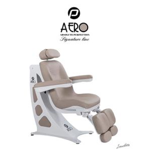 Pedicure Behandelstoel Aero Kleur Bruin