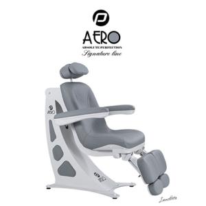 Pedicure Behandelstoel Aero in Grijs