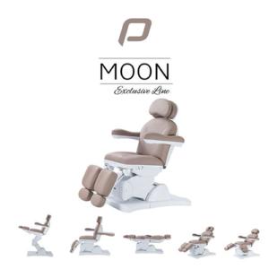 Behandelstoel Moon in Bruin