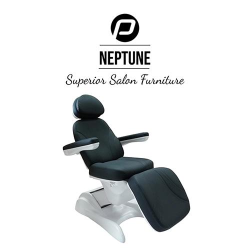 Behandelstoel Neptune in Kleur Zwart