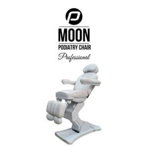 Behandelstoel Moon in kleur Wit