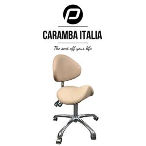 Tabouret Caramba Italia Bruin Model 2019