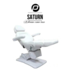 Behandelstoel Saturn in de kleur Wit