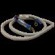 PodoMonium Compleet Handstuk met Easyfrog Blauw Systeem Insteekaansluiting