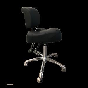 Tabouret Ergonomica Italia Zwart Model 2019