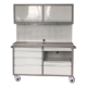 PClinic PodoMobile Maxi Salon Trolley