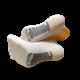 Sokken Pododip Wit per Paar