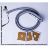 PodoMonium Manicuremotor Duster met Stofafzuiging