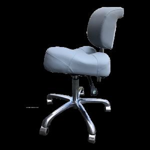 Tabouret Ergonomica Italia Royal Grey Grijs Model 2019