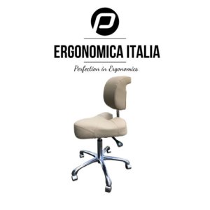 Tabouret Ergonomica Italia Royal Cappuccino Bruin Model 2019