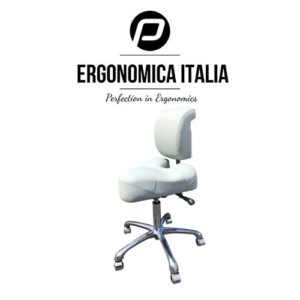 Tabouret Ergonomica Italia Royal Mint Groen Model 2019