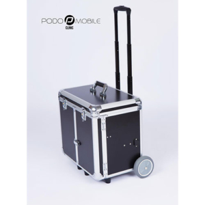 PodoMobile Midi Pedicure Trolley Brush Black