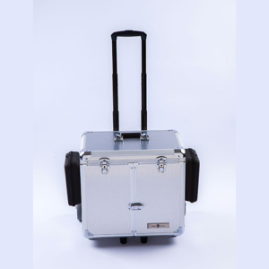 PodoMobile Midi Pedicure Trolley Brush Silver