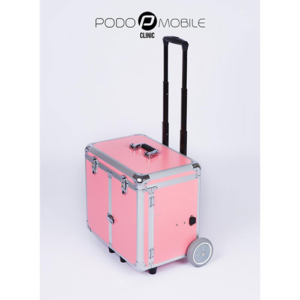 PodoMobile Midi Pedicure Trolley Sweet Pink