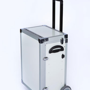 PodoMobile Maxi Pedicure Trolley Pearl White