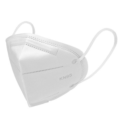 Health masker KN95 - Wit -Pakje 10 stuks