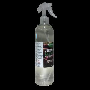 Medisept 5 Second Spray Apple 500 ml