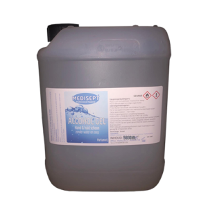 Medisept® Alcohol Gel 5 Liter Jumbo Navulverpakking incl. Aftapkraan