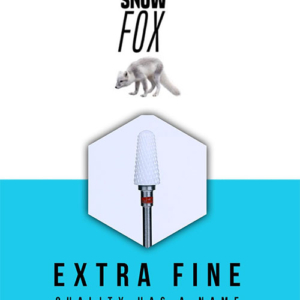 PodoMonium Keramische Frees Snow Fox Extra Fine