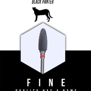 PodoMonium Keramische Frees Black Panter Fine