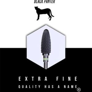 PodoMonium Keramische Frees Black Panter Extra Fine