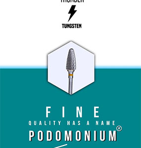 PodoMonium Tungsten Frees Blue Tunder Fine