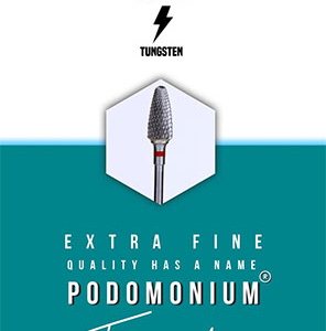 PodoMonium Tungsten Frees Blue Tunder Extra Fine