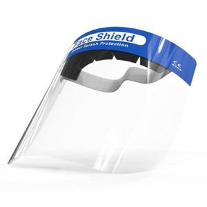Face Shield Gezichtsscherm met elastische band