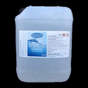 edisept® Alcohol Gel 5 Liter Jumbo Navulverpakking incl. Aftapkraan