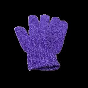 Scrub Handschoen - Kleur - Paars
