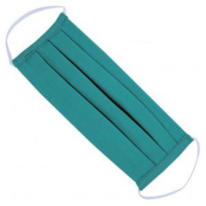 Fashion Mask - 2 Laags - Katoen - Kleur: Hemels Blauw
